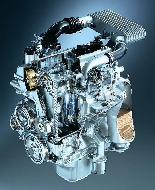 Daihatsu Engine