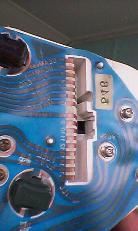F2 16 pin Socket